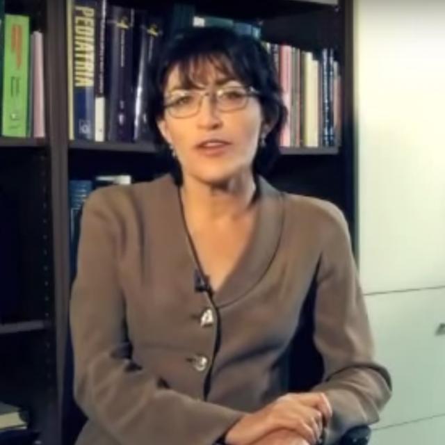 Tiến sĩ Hania Szajewska - nghiên cứu về Colic (khóc dạ đề)