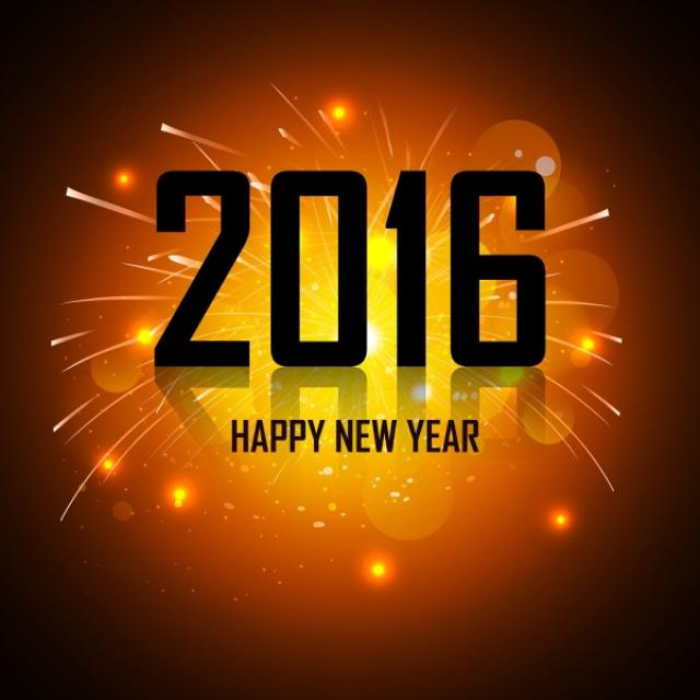 Chúc Mừng Năm Mới - 2016