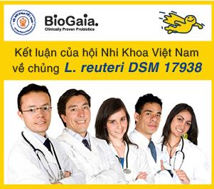 BioGaia an toàn trên cả trẻ sinh non 2