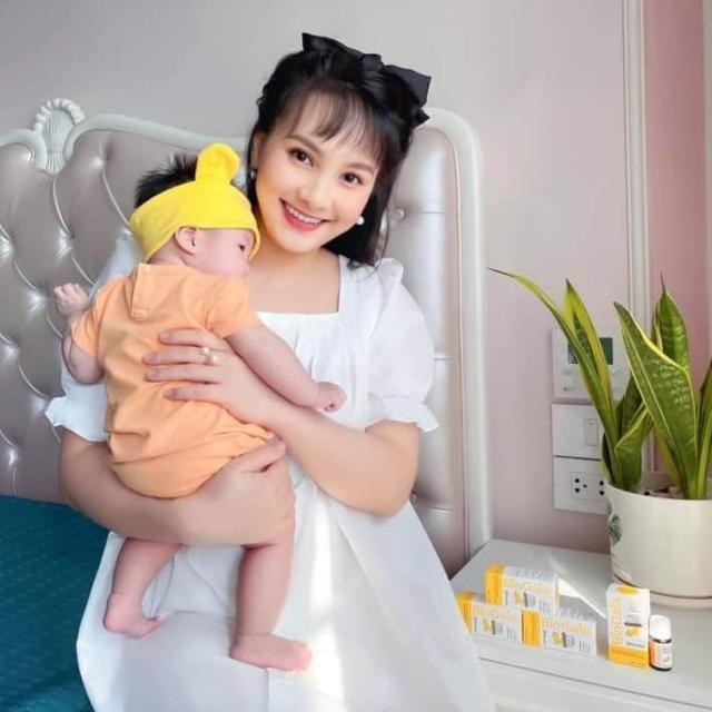 Bảo Thanh: Dùng dự phòng BioGaia cho bé Nanu từ ngay khi sinh